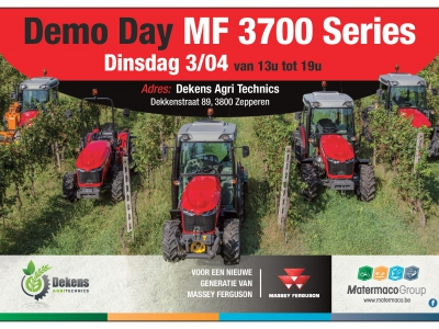 Demo Day MF3700